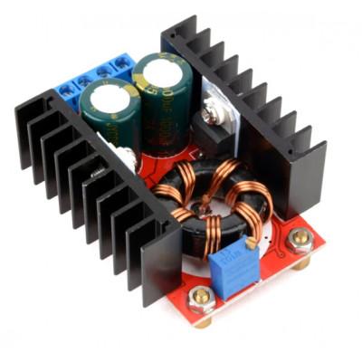 Повышающий преобразователь до 150W вход 10-32V / выход 12-35V